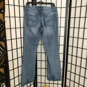 White House Black Market Jeans - White House Black Market ladies boot cut jeans